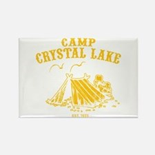 Camp Crystal Lake Rectangle Magnet