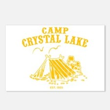 Camp Crystal Lake Postcards (Package of 8)
