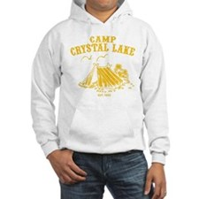 Camp Crystal Lake Hoodie Sweatshirt