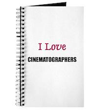 I Love CINEMATOGRAPHERS Journal
