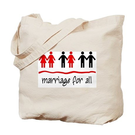 Tote Bag - Marriage for All