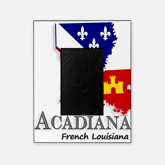 Acadiana French Louisiana Cajun Picture Frame