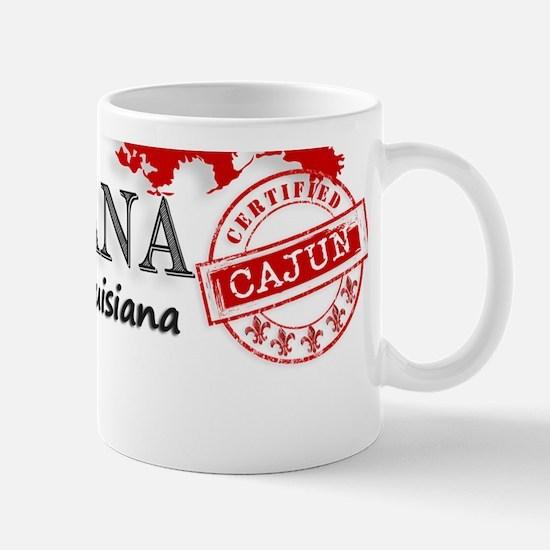 Acadiana French Louisiana Cajun Mugs