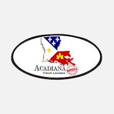 Acadiana French Louisiana Cajun Patch