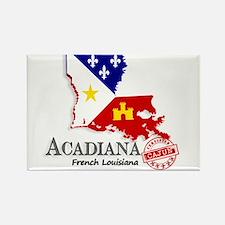 Acadiana French Louisiana Cajun Magnets