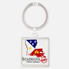Acadiana French Louisiana Cajun Keychains