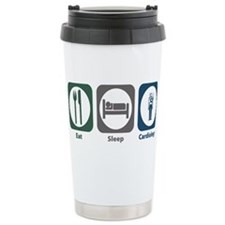 Cute Heart doctor Travel Mug