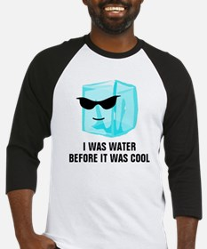 Ice Cube I Was Water Before It Was Baseball Jersey