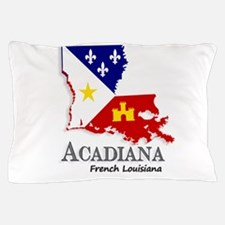 Acadiana LA Pillow Case