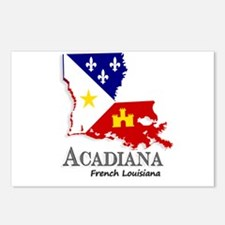 Acadiana LA Postcards (Package of 8)