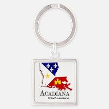 Acadiana LA Keychains