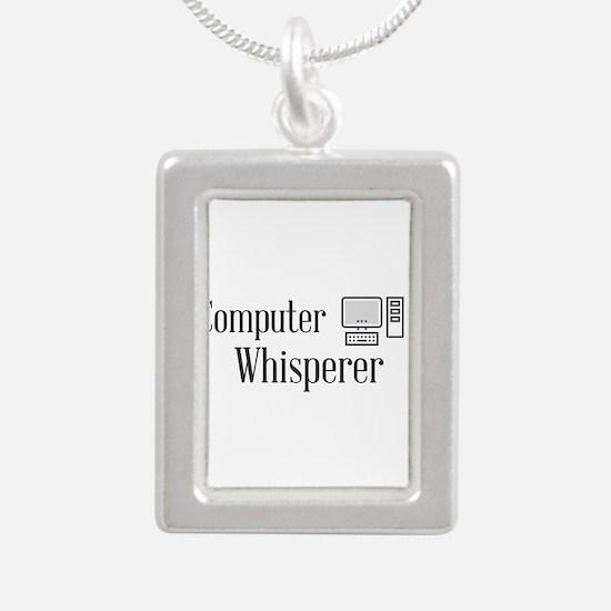 Computer Whisperer Necklaces