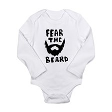 Fear the beard Body Suit