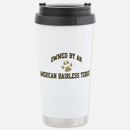 American Hairless Terrier: Ow Mugs