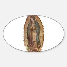 Cute Our lady guadalupe Decal