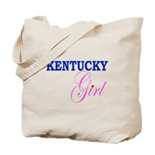 """Kentucky Girl""  Tote Bag"