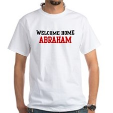 Welcome home ABRAHAM Shirt