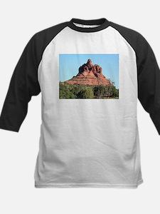 Bell Rock, Sedona, Arizona, USA Baseball Jersey