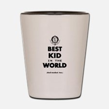 The Best in the World – Kid Shot Glass