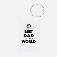 The Best in the World – Dad Keychains