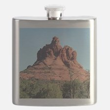 Bell Rock, Sedona, Arizona, USA Flask