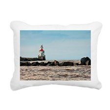 Superior Light Rectangular Canvas Pillow
