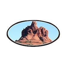Bell Rock, Sedona, Arizona, USA Patch