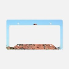 Bell Rock, Sedona, Arizona, U License Plate Holder