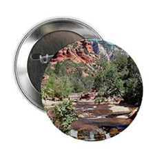 "Slide Rock State Park, Arizona, USA 2.25"" Button"