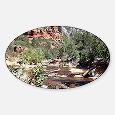 Slide Rock State Park, Arizona, USA Decal