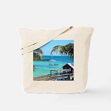 Key West, Florida - Paradise Tote Bag