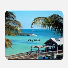 Key West, Florida - Paradise Mousepad