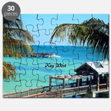 Key West, Florida - Paradise Puzzle