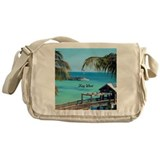 Key west Messenger Bag