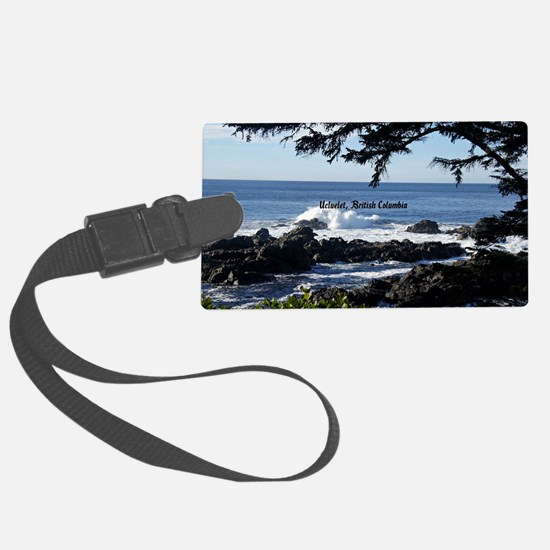Ucluelet, British Columbia, Cana Luggage Tag