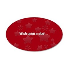 Cool Glossy Stars Wall Decal