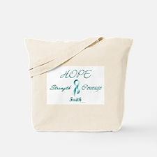 Courage, Hope, Strength, Faith 2 (OC) Tote Bag