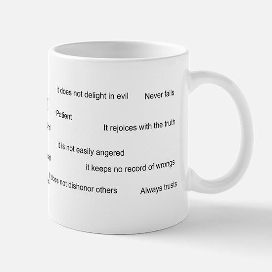 Love Is Mug Mugs