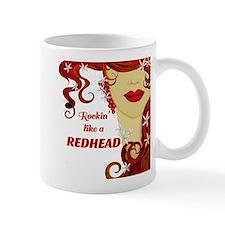 Rockin' like a REDHEAD Mugs