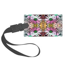 Organized Daisy Dream Luggage Tag