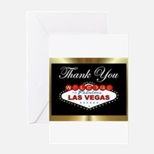 Cute Las vegas Greeting Card
