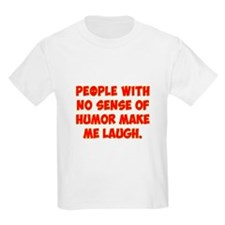 Unfunny People T-Shirt