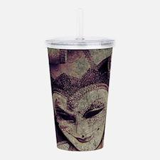 gothic grunge renaissa Acrylic Double-wall Tumbler