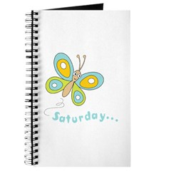 Butterfly Saturday Journal