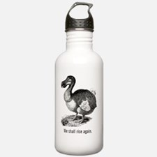 Dodo Bird - we will ri Water Bottle