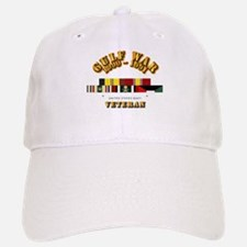 Navy - Gulf War 1990 - 1991 w Svc Ribbons - CA Baseball Baseball Cap