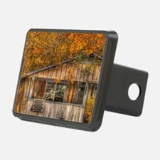 Autumn bayou Hitch Cover