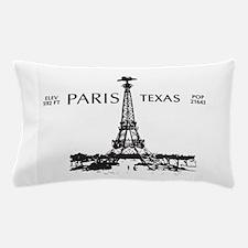Paris, Texas Pillow Case