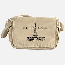 Paris, Texas Messenger Bag