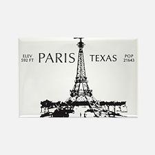 Paris, Texas Magnets